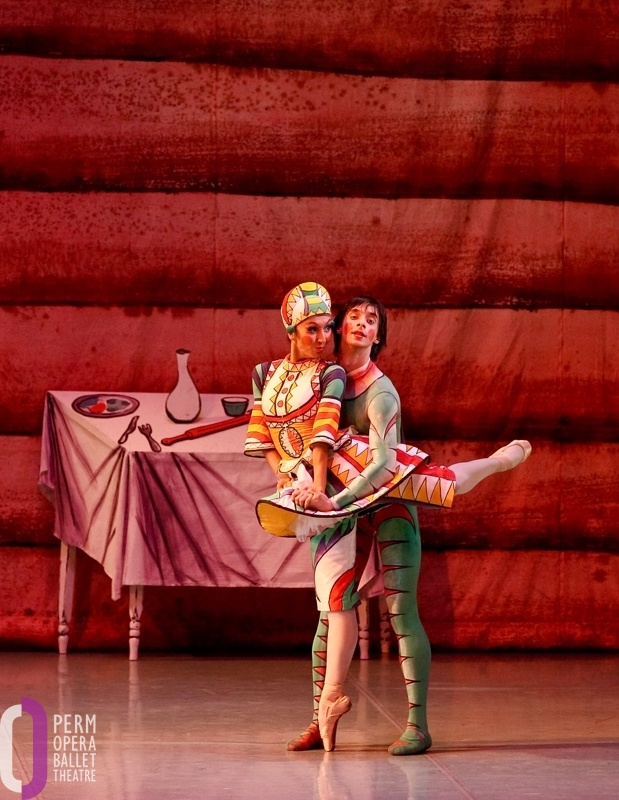 The Buffoon | Perm Opera and Ballet Theater